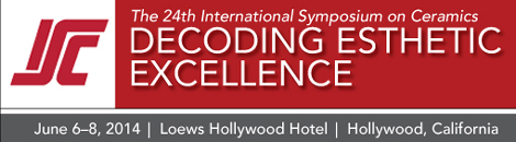 The 24th International Symposium on Ceramics: Decoding Esthetic Excellence
