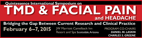Quintessence International Symposium on TMD & Facial Pain