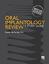 Oral Implantology Review: A Study Guide