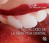 Dec�logo de la est�tica dental