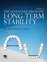 The Alexander Discipline, Volume 2: Long-Term Stability