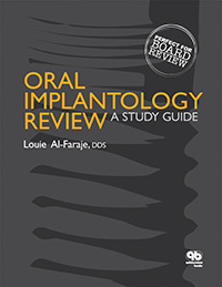 oral implantology review a study guide