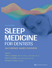 Sleep Medicine for Dentists: An Evidence-Based Overview, Second Edition