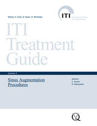 ITI Treatment Guide, Volume 5�Sinus Floor Elevation Procedures