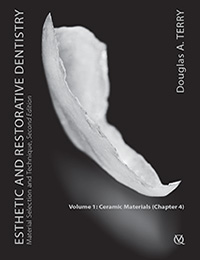 Esthetic and Restorative Dentistry – Volume 1: Ceramic Materials <i>(DVD)</i>