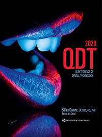 Quintessence of Dental Technology 2020, Volume 43