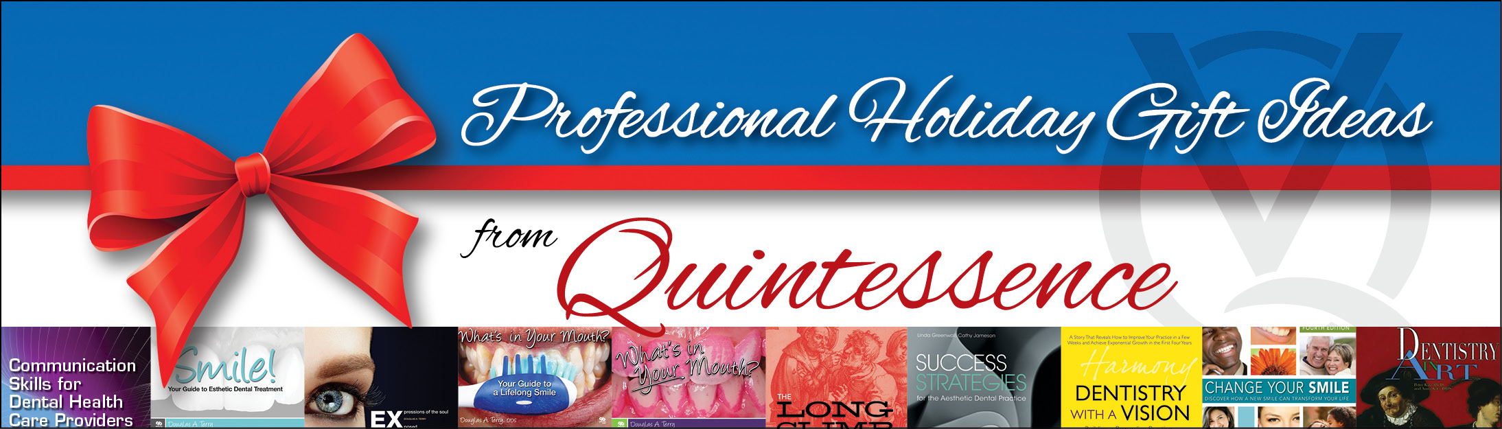 Quintessence Holiday Sale