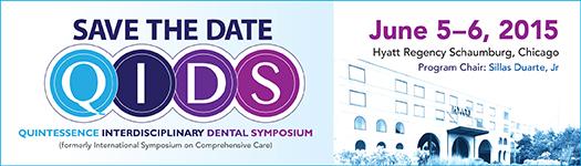 Quintessence Interdisciplinary Dental Symposium